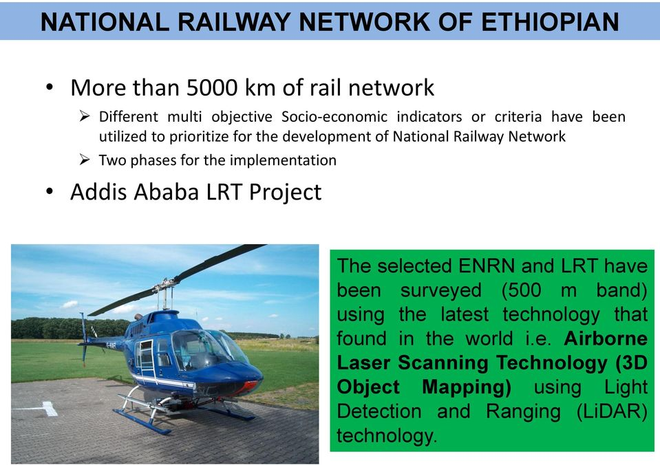 Addis Ababa Light Rail Transit Project - PDF
