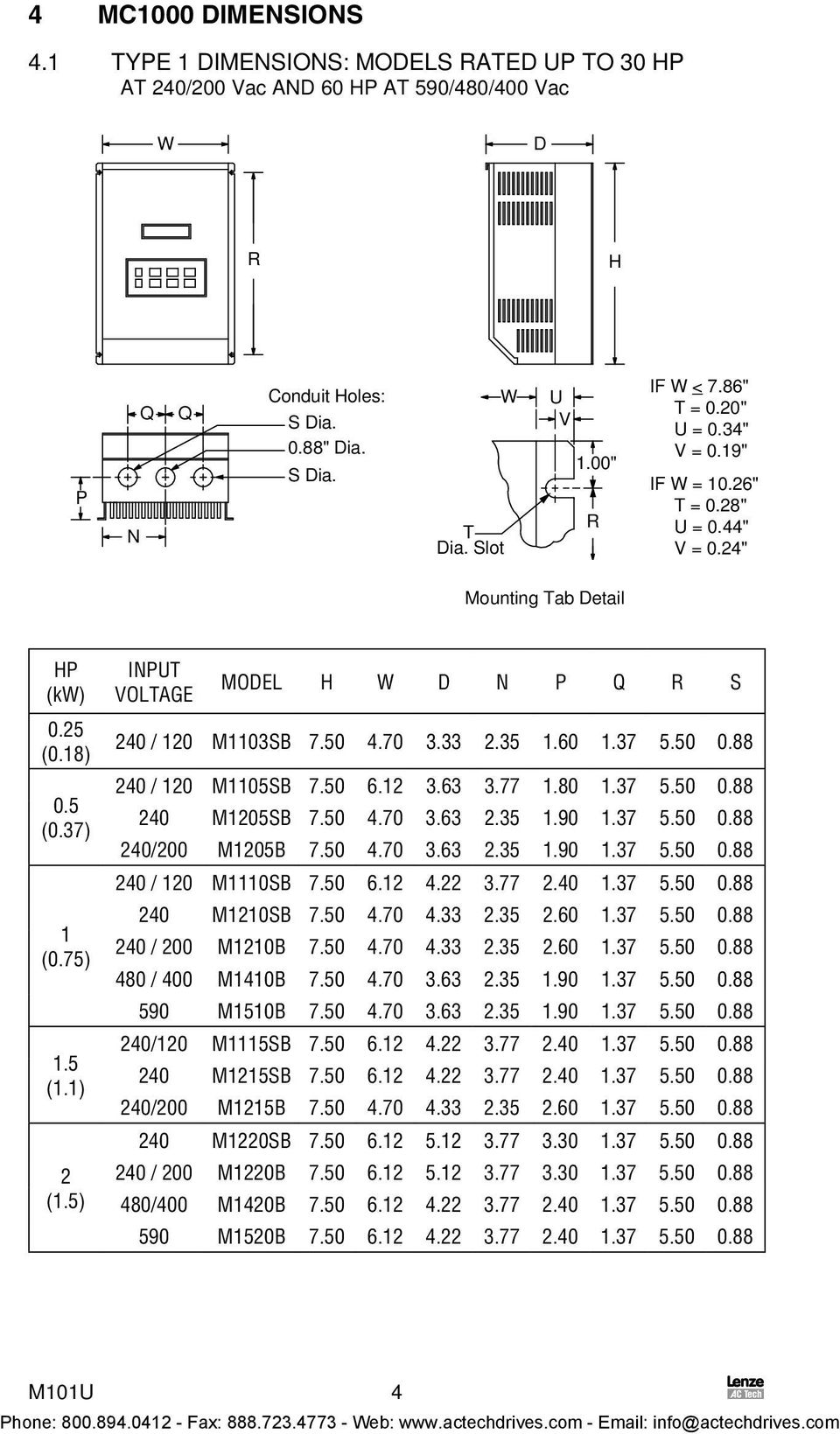 page_8 mc1000 series installation and operation manual pdf