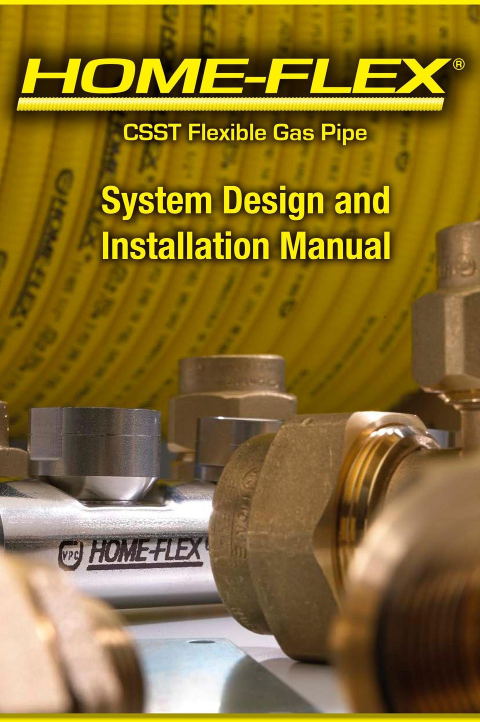 Csst Flexible Gas Pipe System Design And Installation Manual Pdf