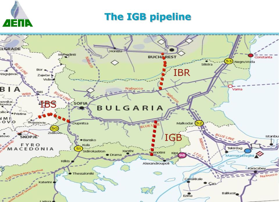 The Aegean LNG and the IGB Pipeline - PDF