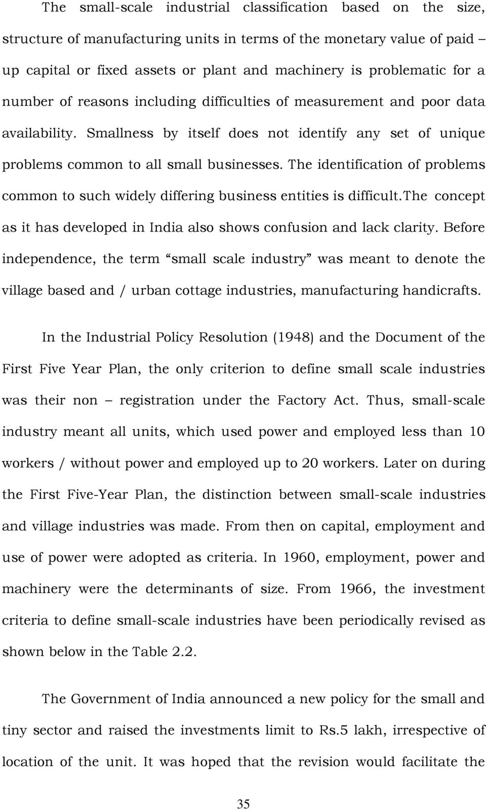 industries in india before independence