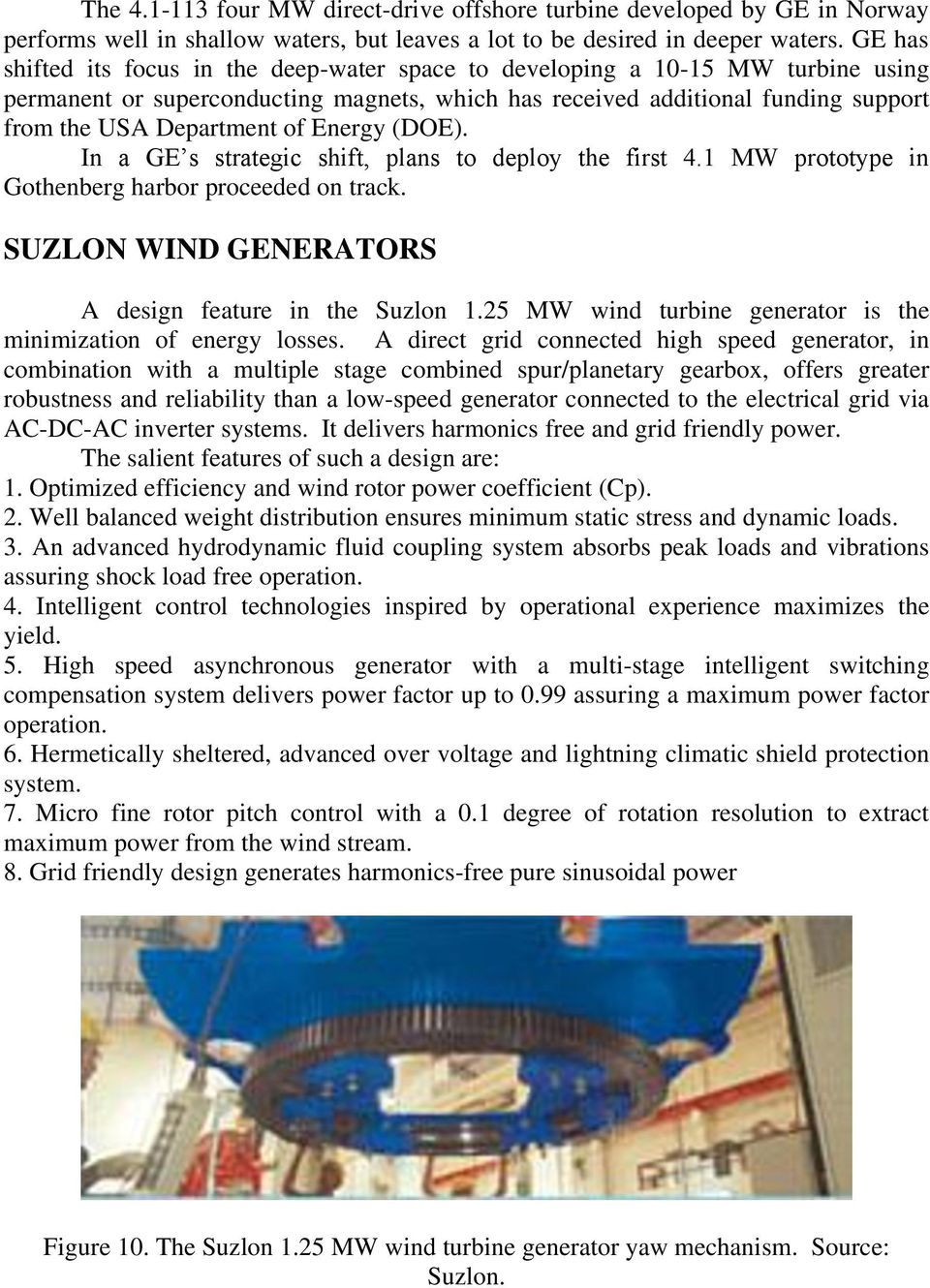 Modern Wind Generators Pdf Pmg Generator Diagram Sometimes The Is Already In Use Energy Doe A Ge S Strategic Shift Plans To Deploy