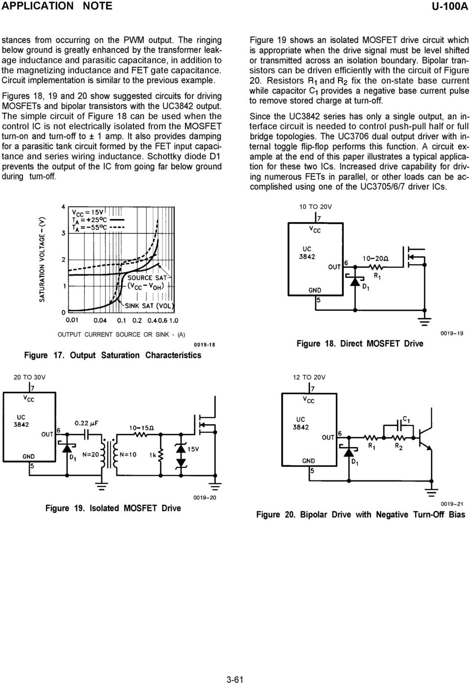 APPLICATION NOTE UC3842/3/4/5 PROVIDES LOW-COST CURRENT-MODE CONTROL