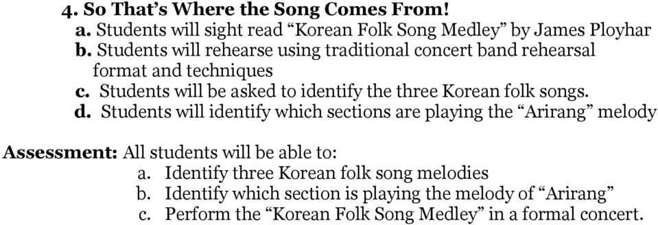 The Soul of Korean Arirang Music from Korea in the Middle
