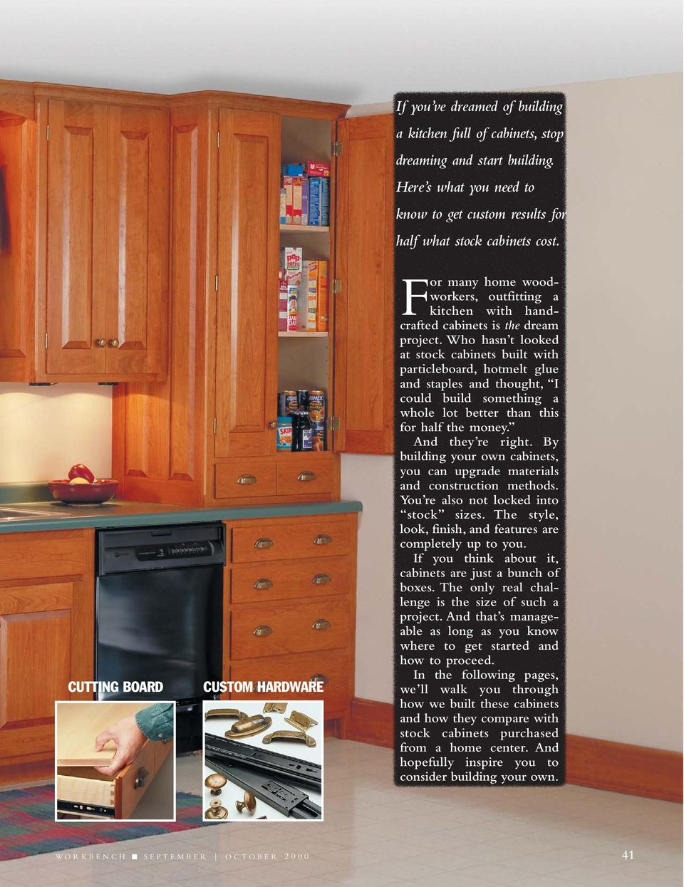 Build Your Own Kitchen Cabinets Pdf Free Download