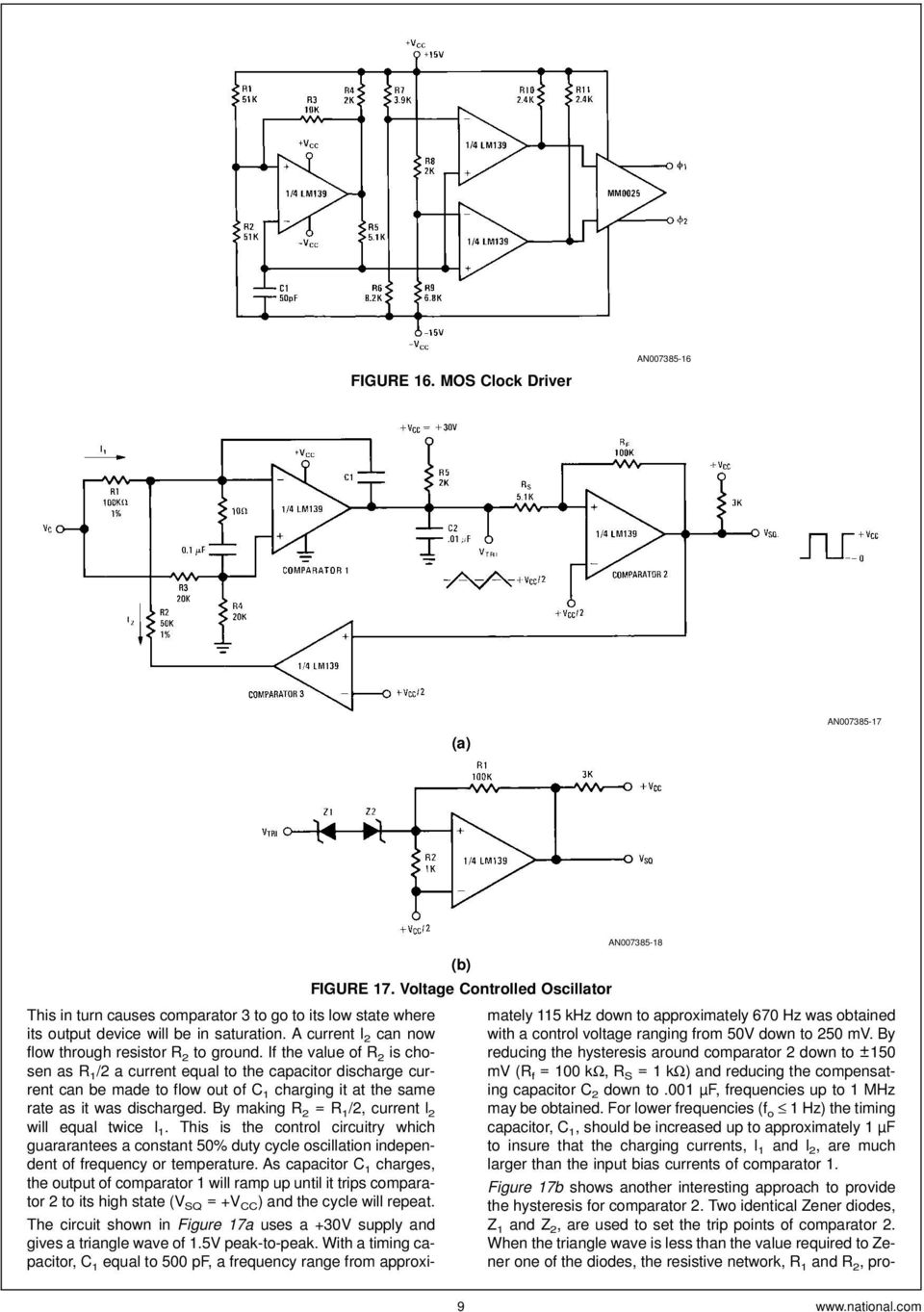 Lm139 Lm239 Lm339 A Quad Of Independently Functioning Comparators Pdf Adding Hysteresis To Comparator Circuit Basiccircuit Current L 2 Can Now Flow Through Resistor R Ground
