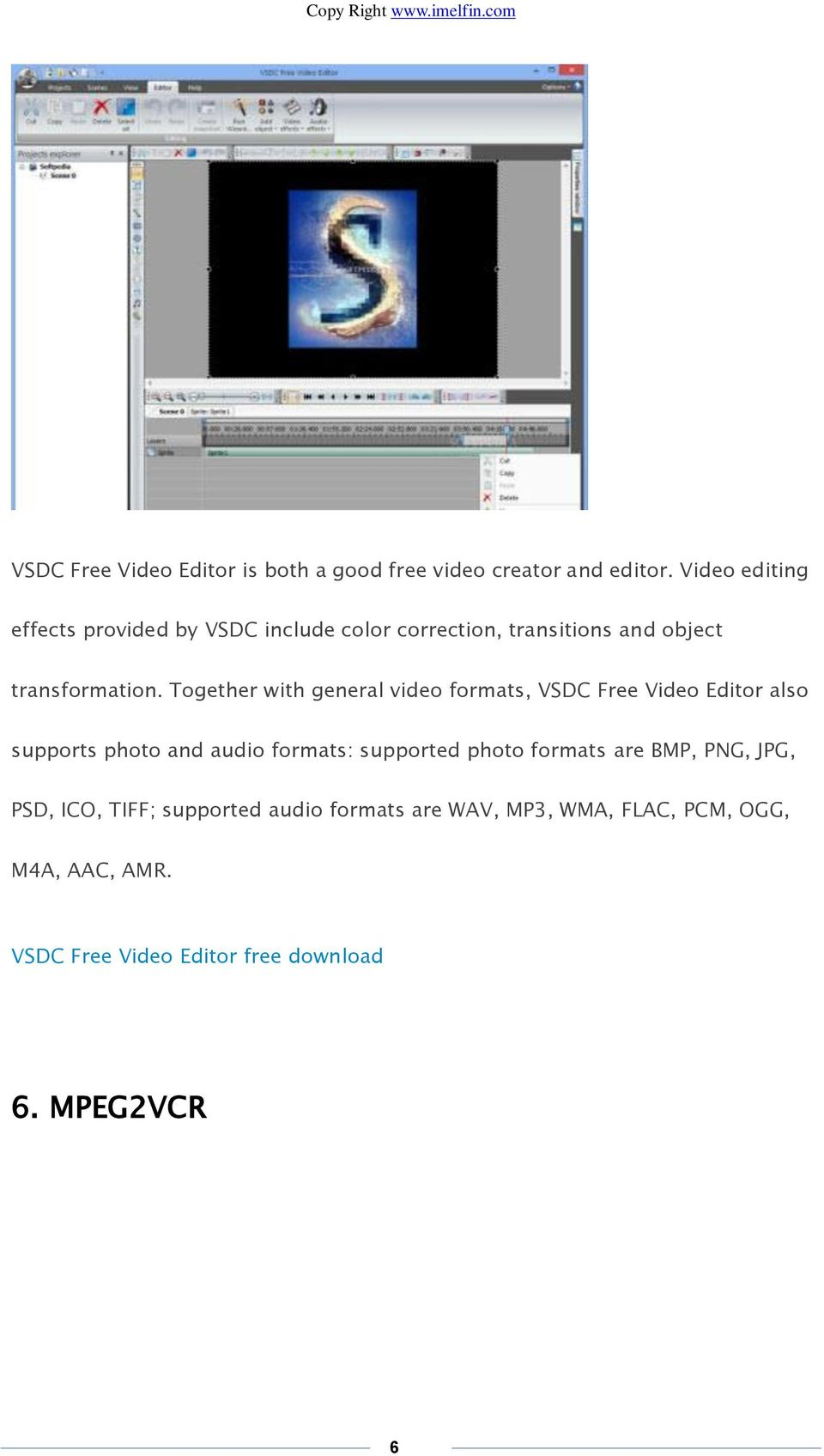 10 best free video editing software review and download - PDF