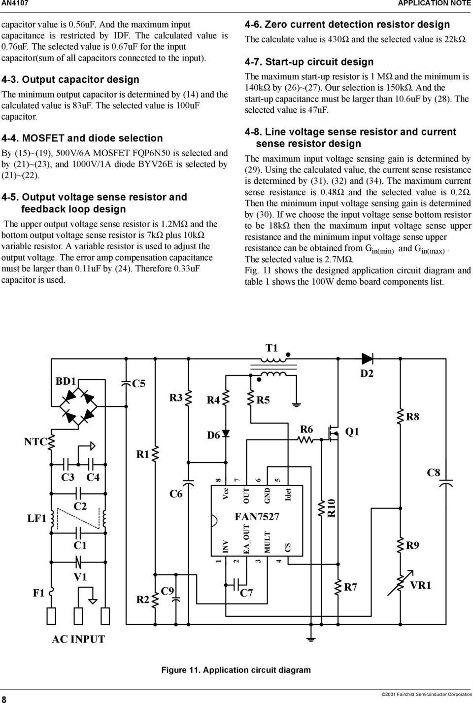 Application Note An Pdf 555watchdogtimercircuit Digital Logic Purpose Of Diode In This 555 Circuit Diagram 8 The Selected Value Is 100uf Capacitor 4 Mosfet And Selection By
