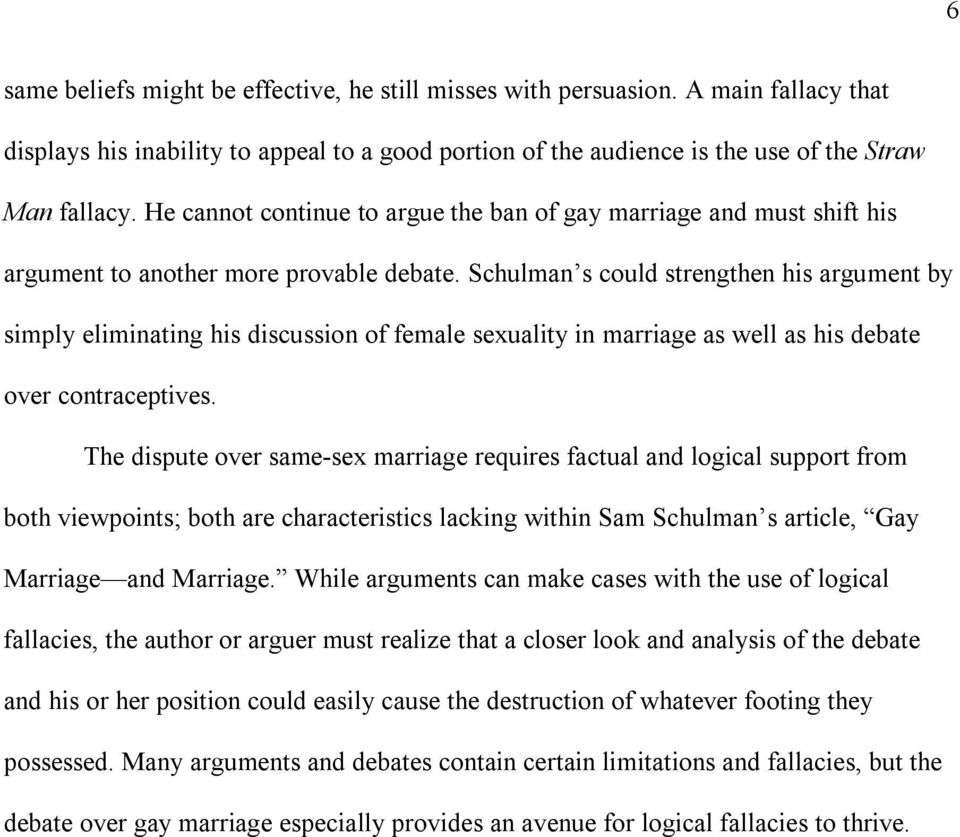 articles with logical fallacies