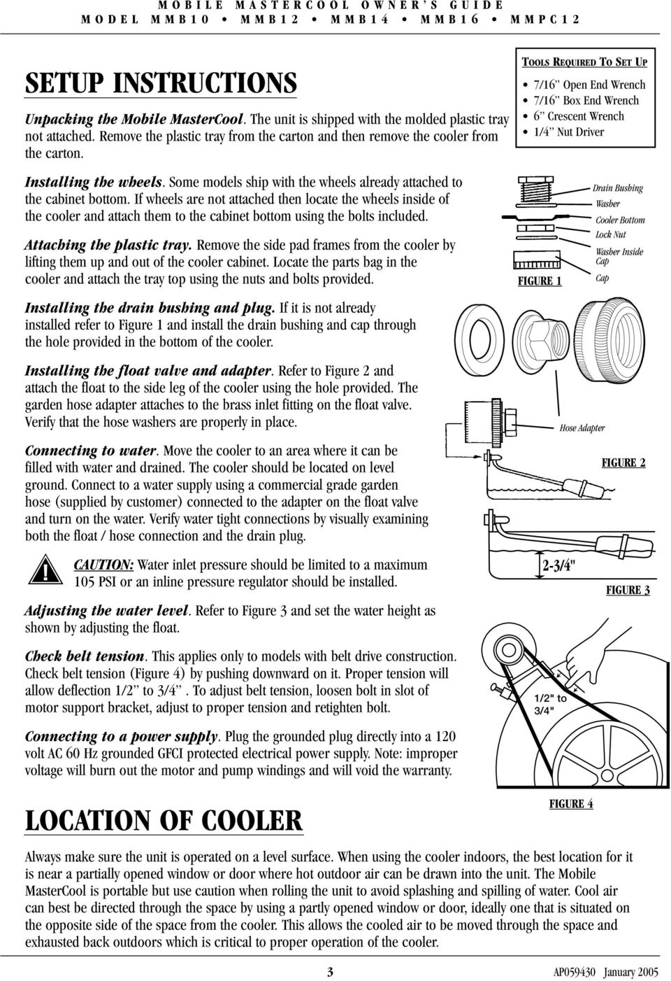 Read This First! OWNER S GUIDE - PDF