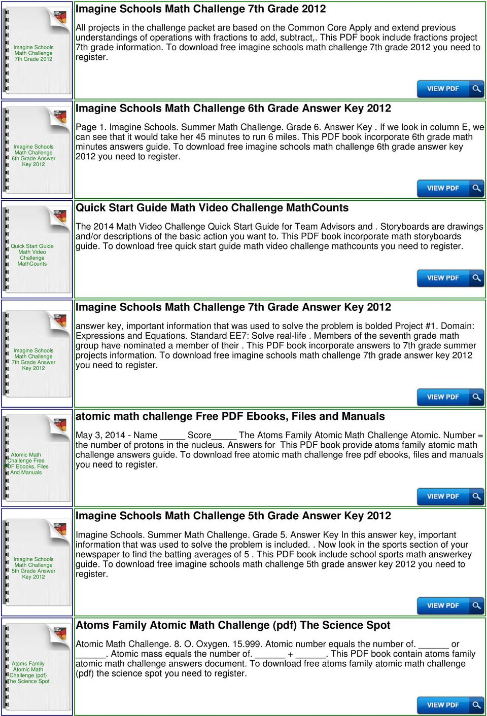 St Math Cheats For Challenge Kickbox - PDF
