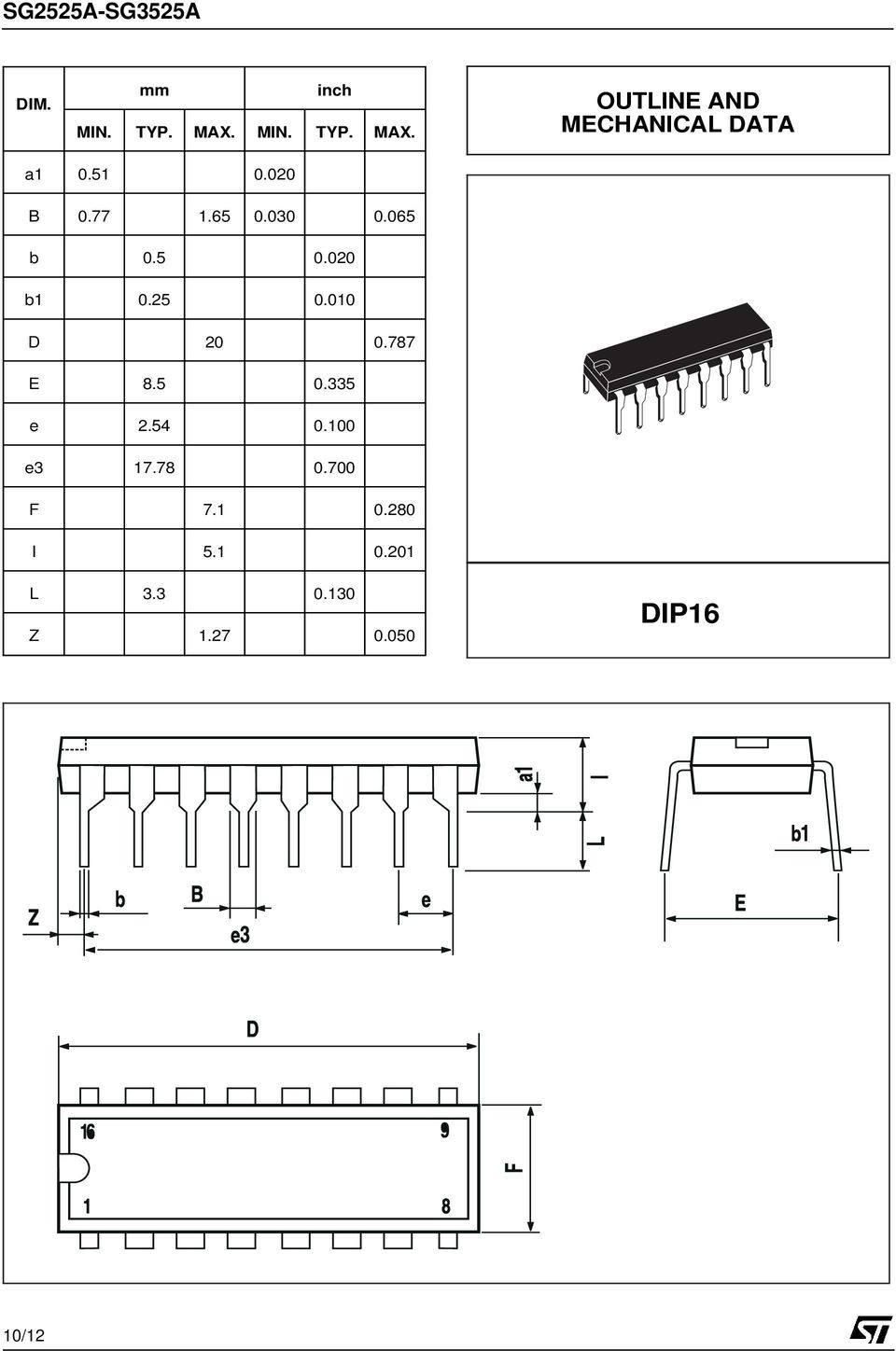 Sg2525a Sg3525a Regulating Pulse Width Modulators Pdf 12v Switching Car Psu By Uc3843 Circuit Wiring Diagrams 010 D 20 0787 E 85 0335 254 0100 E3 1778 0700 F 7