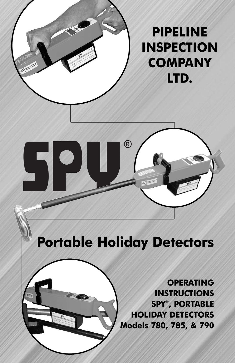 OPERATING INSTRUCTIONS SPY