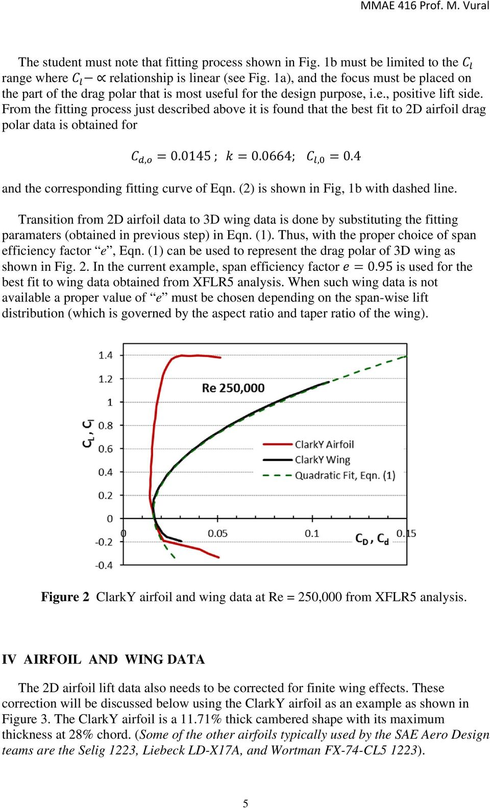ESTIMATING R/C MODEL AERODYNAMICS AND PERFORMANCE - PDF