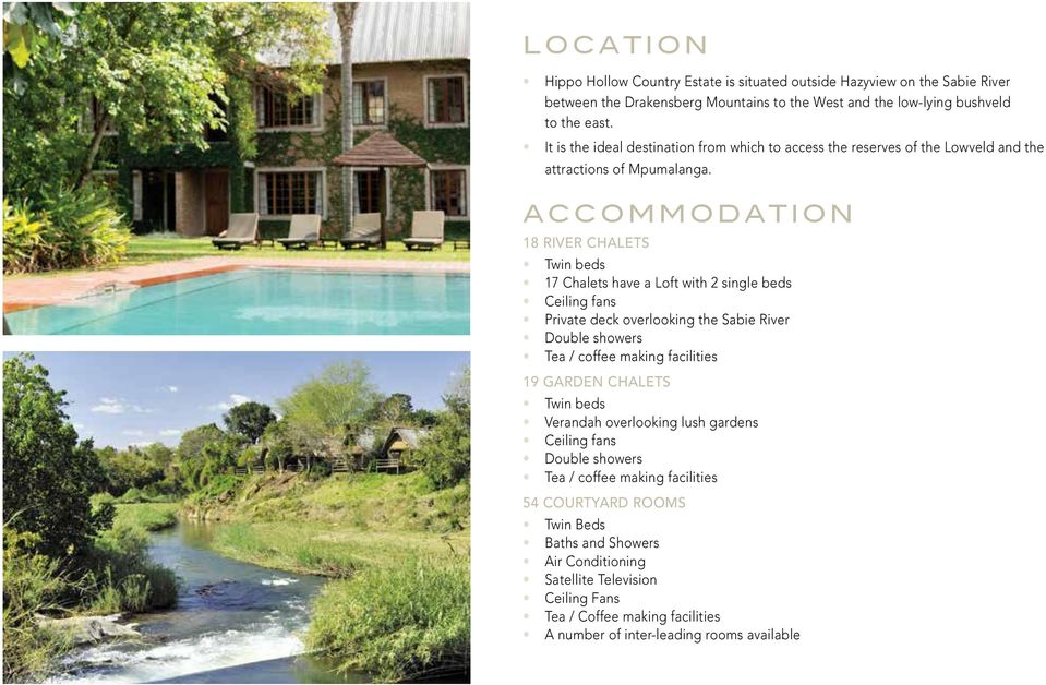 Accommodation 18 River Chalets Twin Beds 17 Have A Loft With 2 Single Ceiling