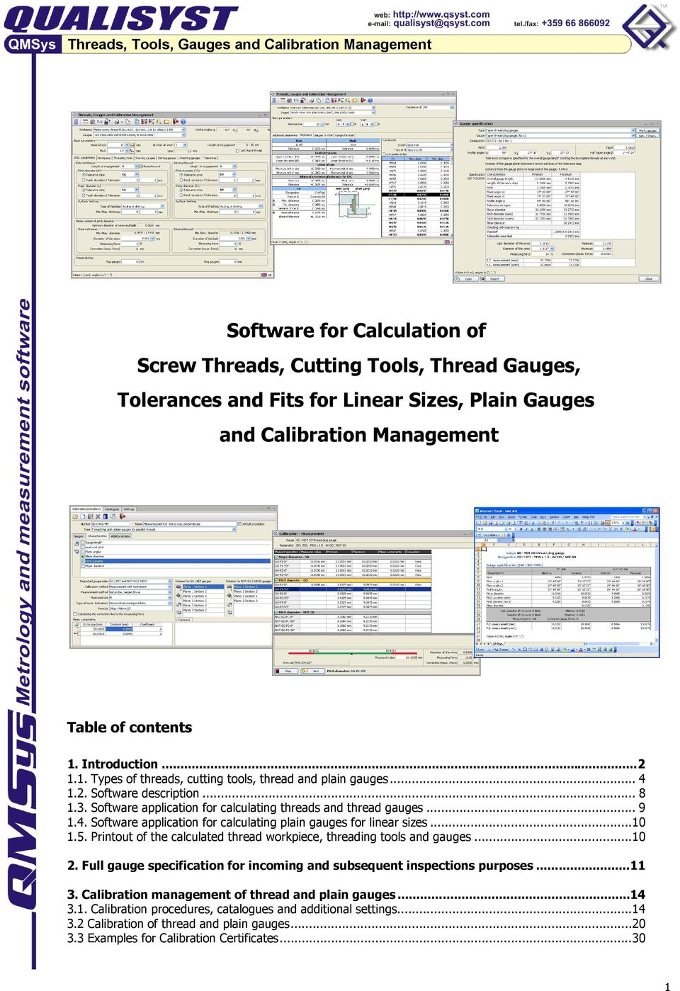 Software For Calculation Of Screw Threads Cutting Tools Thread Net American Wire Gauge 5 Printout The Calculated Workpiece Threading And Gauges