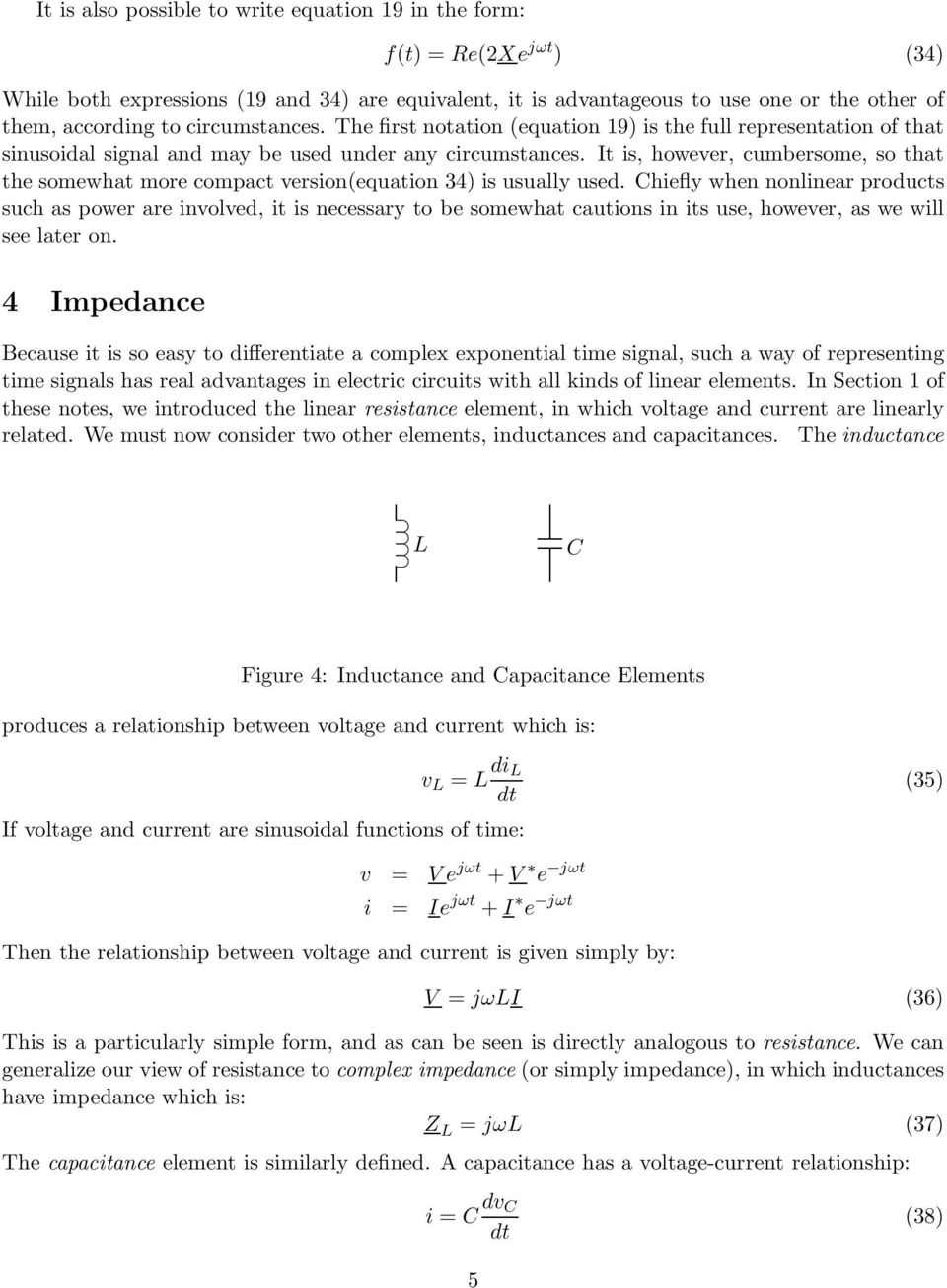 1 Introduction 2 Complex Exponential Notation Jl Kirtley Jr Pdf Rectifier Circuit Is That It Expands Easily Into A Polyphase Version However Cumbersome So The Somewhat More Compact Equation