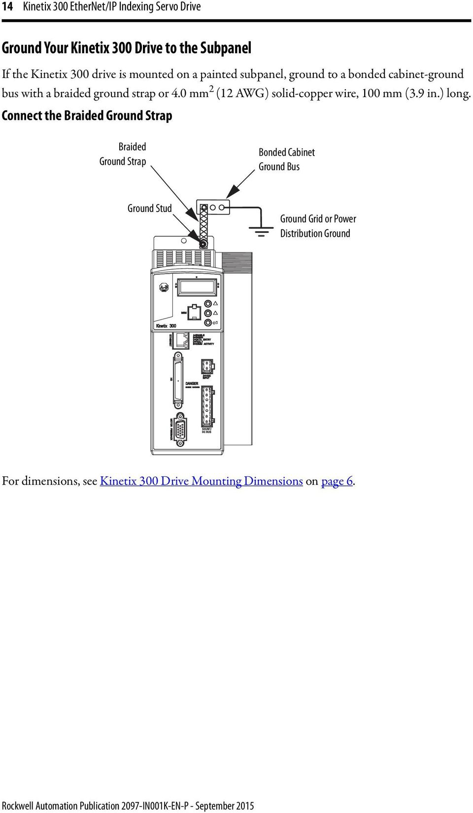 Kinetix 300 Ethernet Ip Indexing Servo Drives Pdf Wiring Schematic For The Plugs Of Four Major Manufacturers 0 Mm 2 12 Awg Solid Copper Wire 100 39