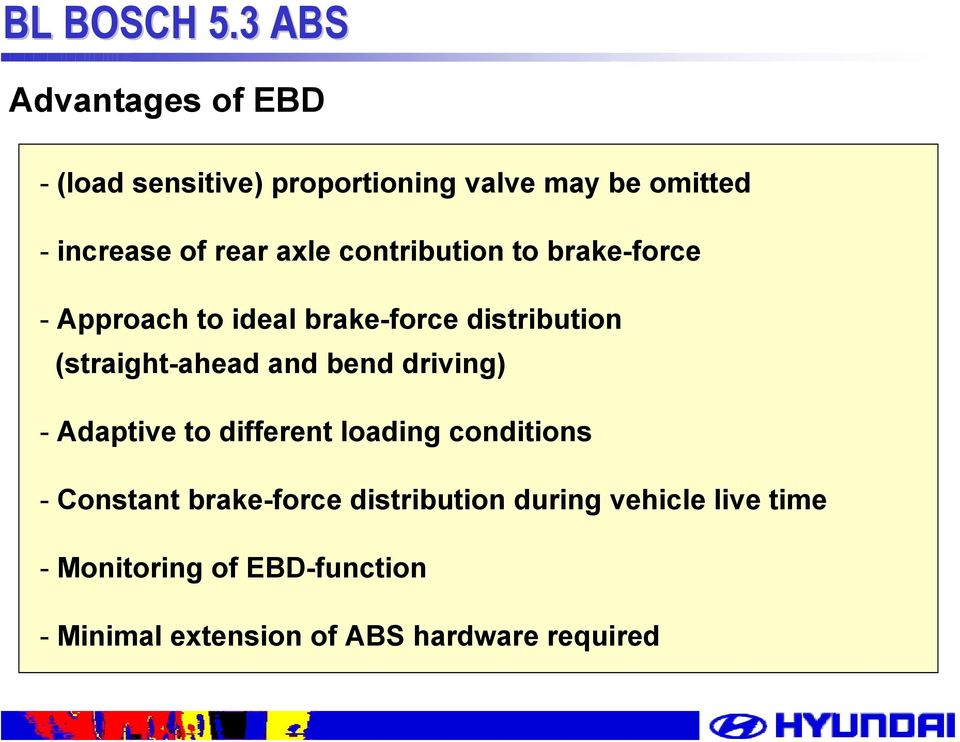 BL BOSCH 5 3 ABS  System Description of BL ABS - PDF