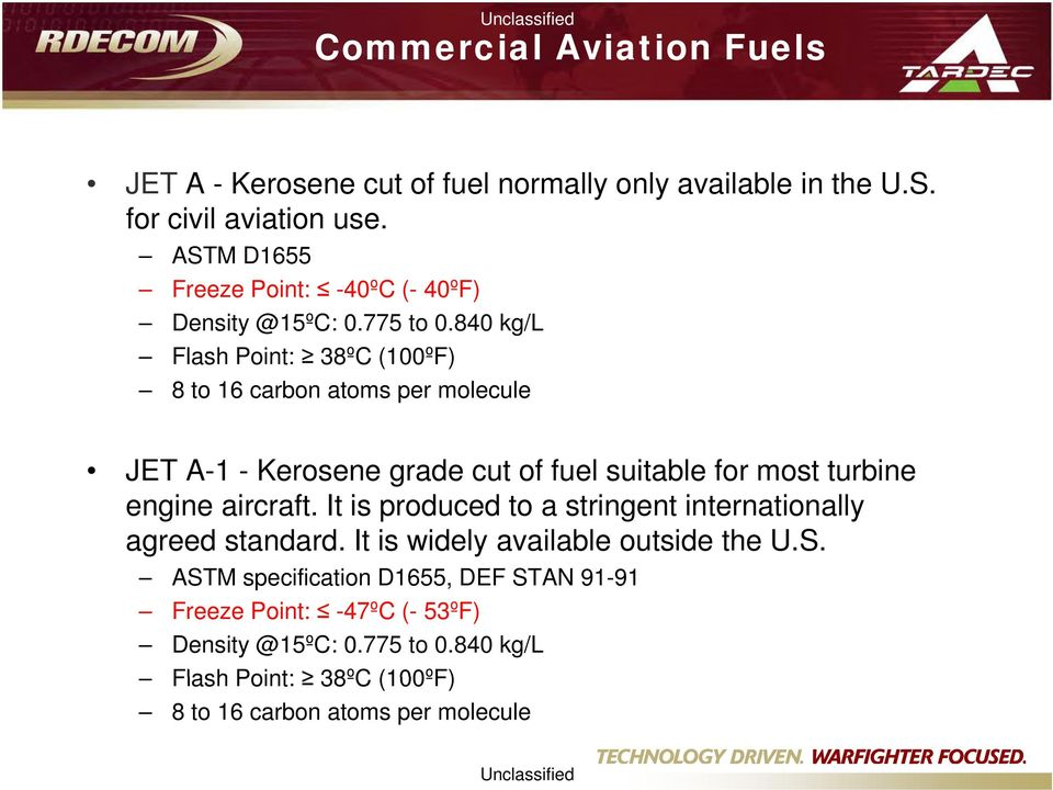 JP-8 and other Military Fuels - PDF