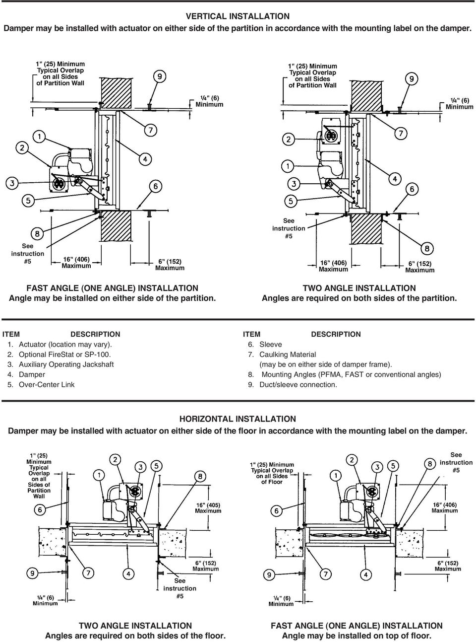 FSD35, FSD36 AND FSD37 COMBINATION FIRE and SMOKE DAMPERS - PDF on hoa switch diagram, fire damper installation wiring, ladder for fire alarm diagram, fire alarm damper wiring, hand off auto switch diagram, fire smoke damper motor, duct damper diagram,