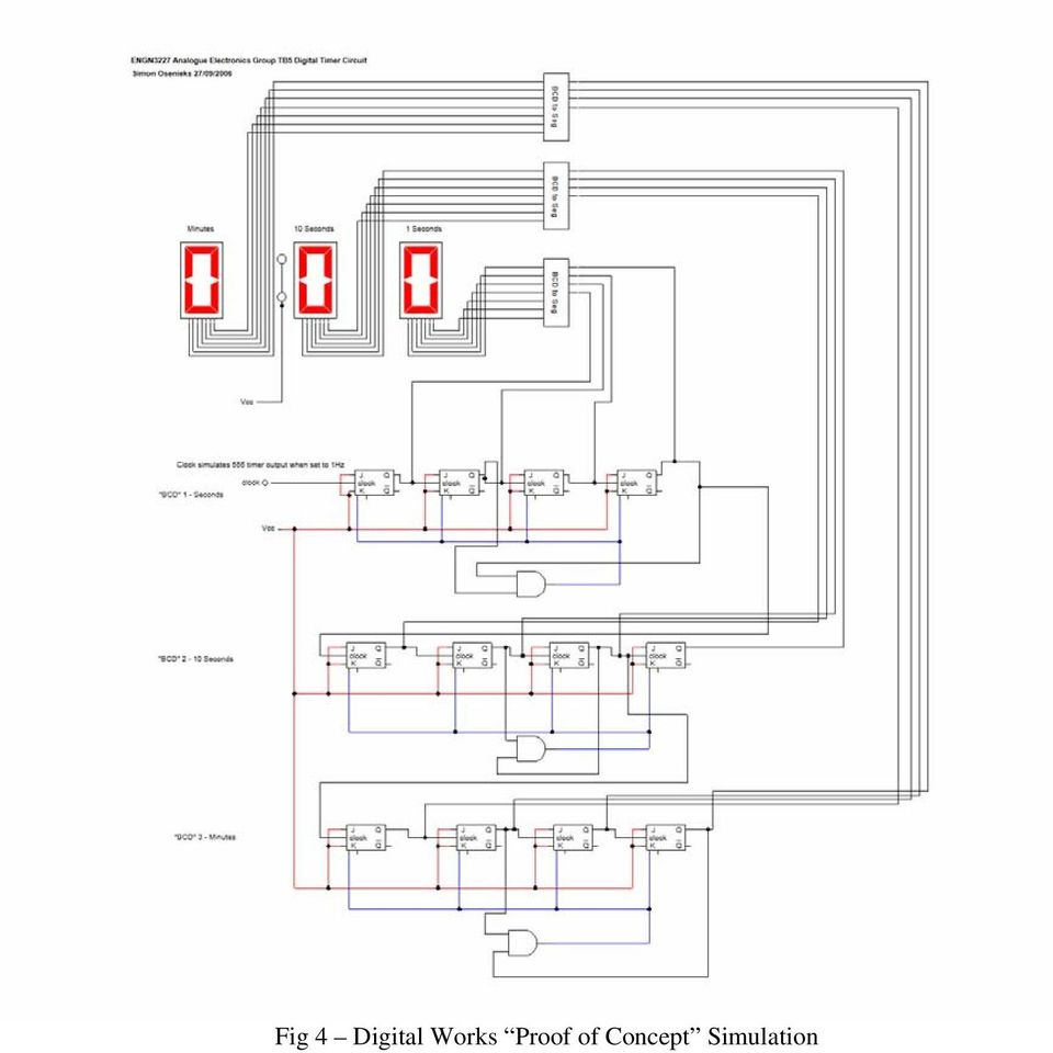 A Digital Timer Implementation Using 7 Segment Displays Pdf Logic High And Low Indicator On Display Circuit Diagram 17 Fig 5 Pspice Schematic Layout 10v 5v 0v 0s 1s 2s 3s 4s 5s 6s 7s 8s 9s 10s Vrl2 Time 6 Output Across R L From