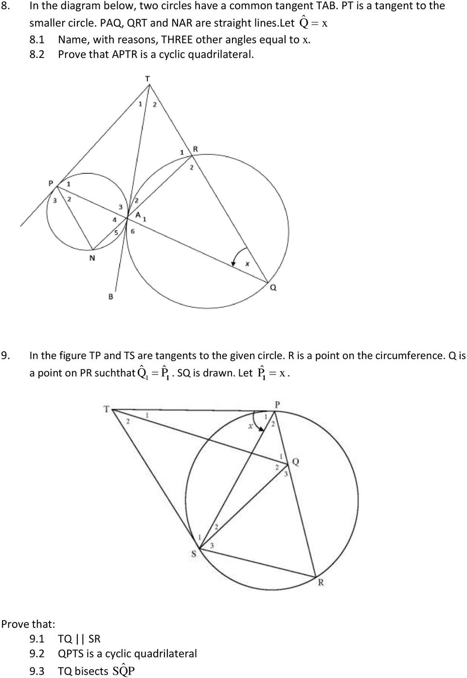 Euclidean Geometry Grade 12 Questions And Answers Pdf
