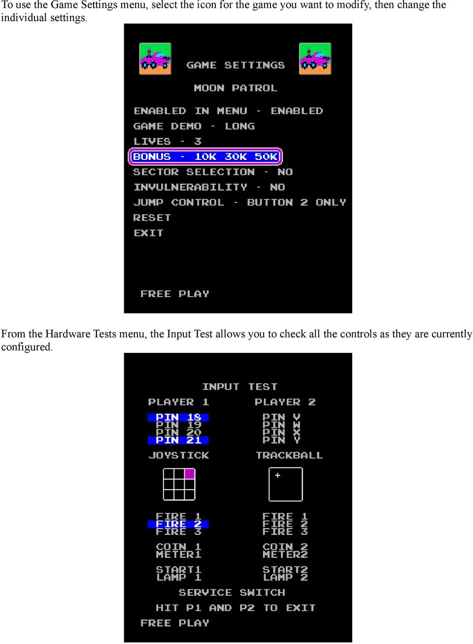 ArcadeSD Manual  New Features! - PDF