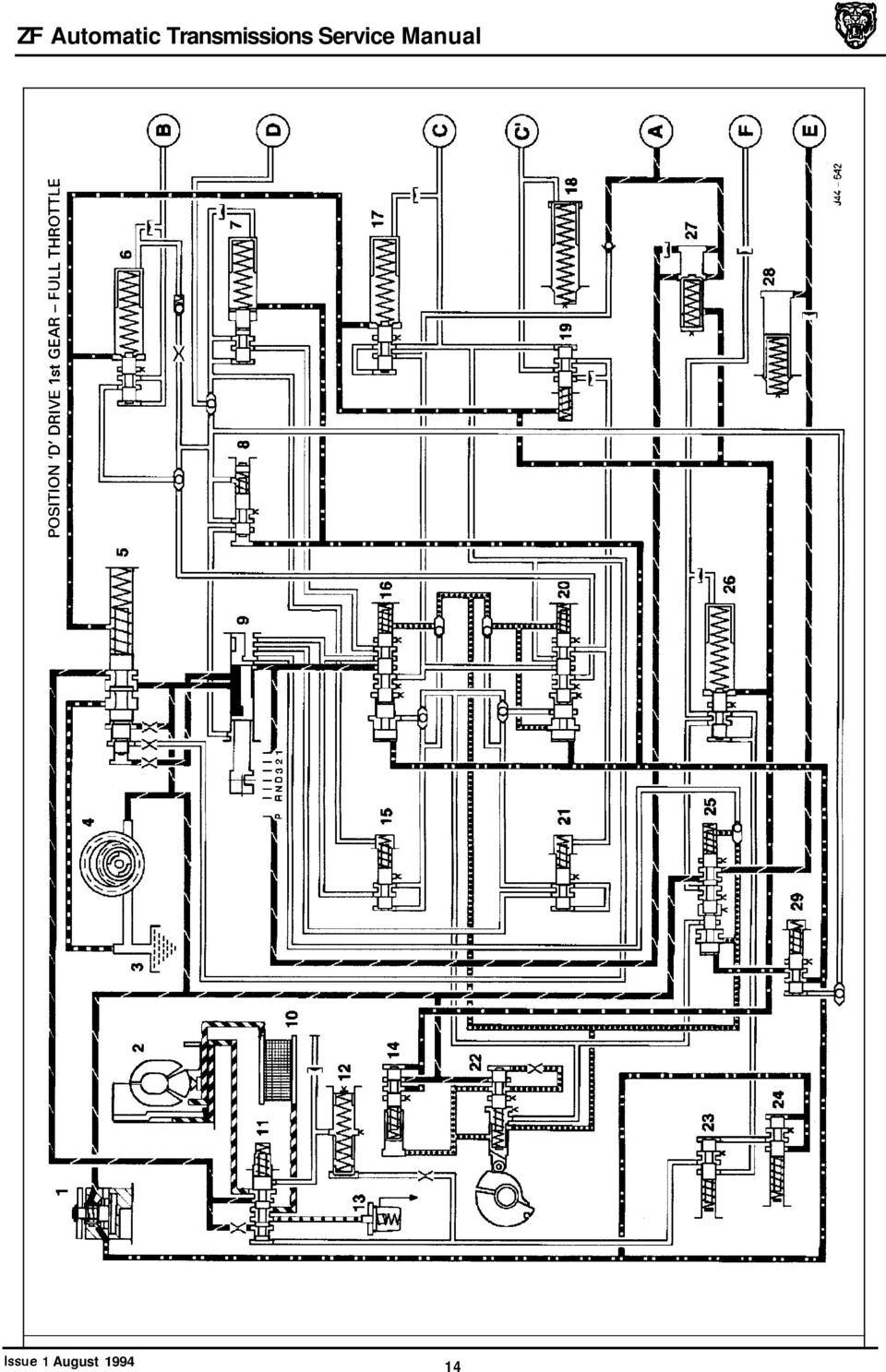 Automatic Transmissions Service Manual Pdf 1998 Toyota Supra Kick Panel Fuse Box Diagram 19 Q 9 14