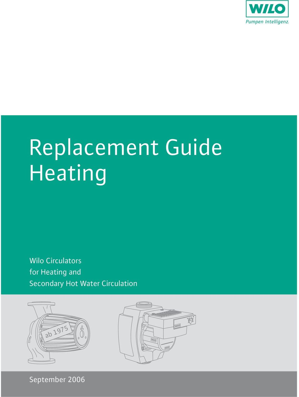 Replacement Guide Heating - PDF