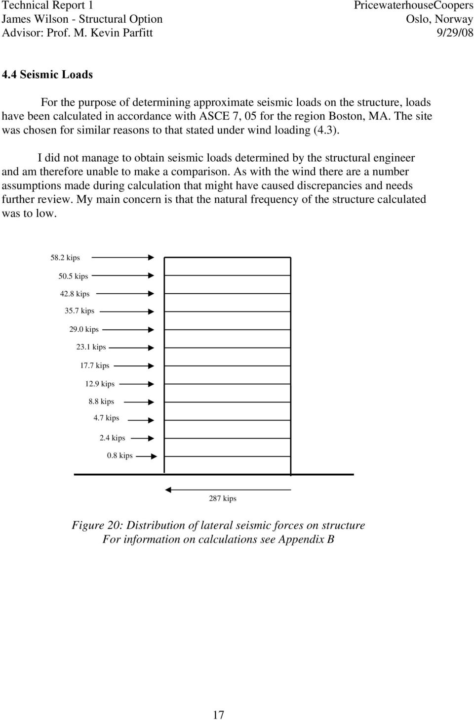 Structural Technical Report 1 Structural Concept
