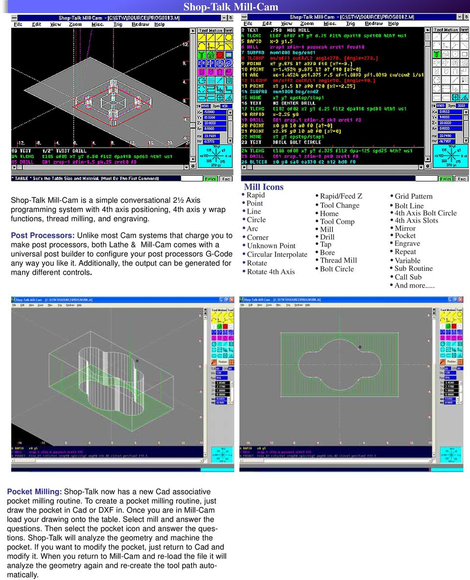 Shop Talk Cad Cam The Language Between Man And Machine Pdf Free Download