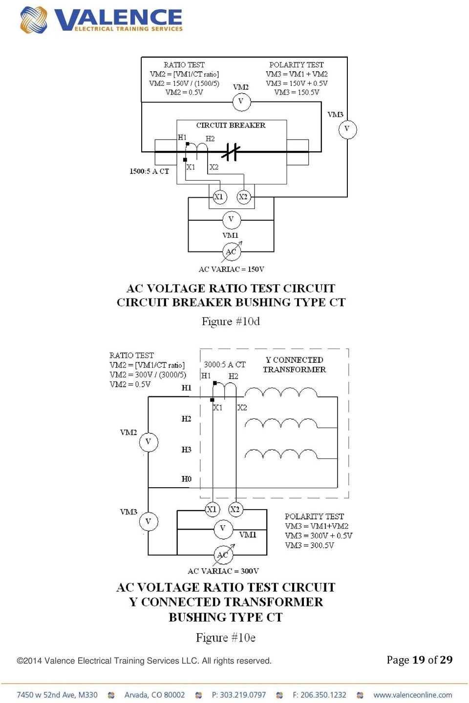 Back To The Basics Current Transformer Ct Testing Pdf With Step Down Wiring Diagram On Variac Diagrams Services Llc
