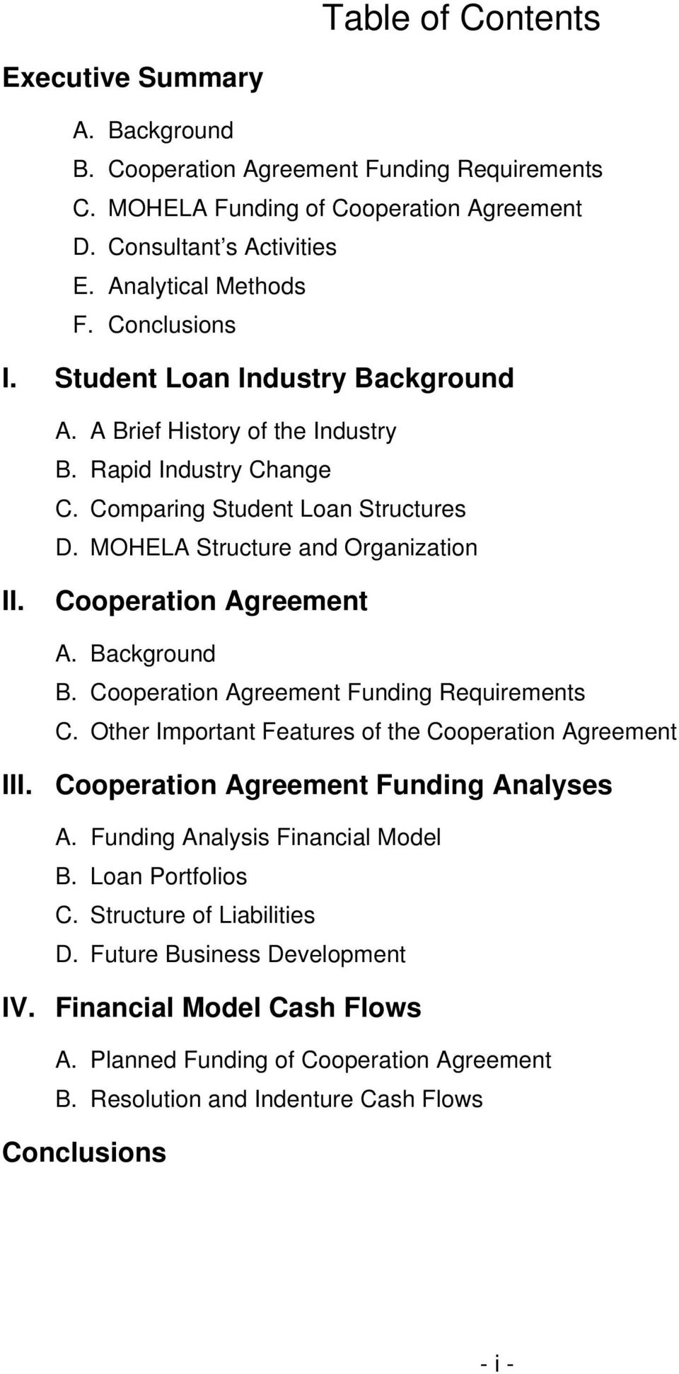 Fohf consolidating student loans
