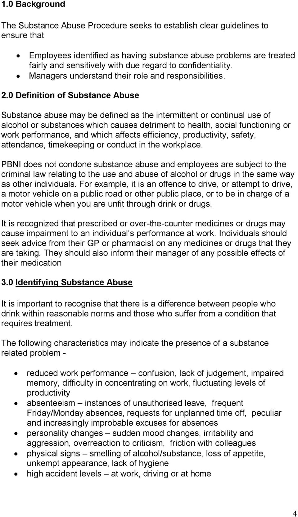 substance abuse procedure - pdf