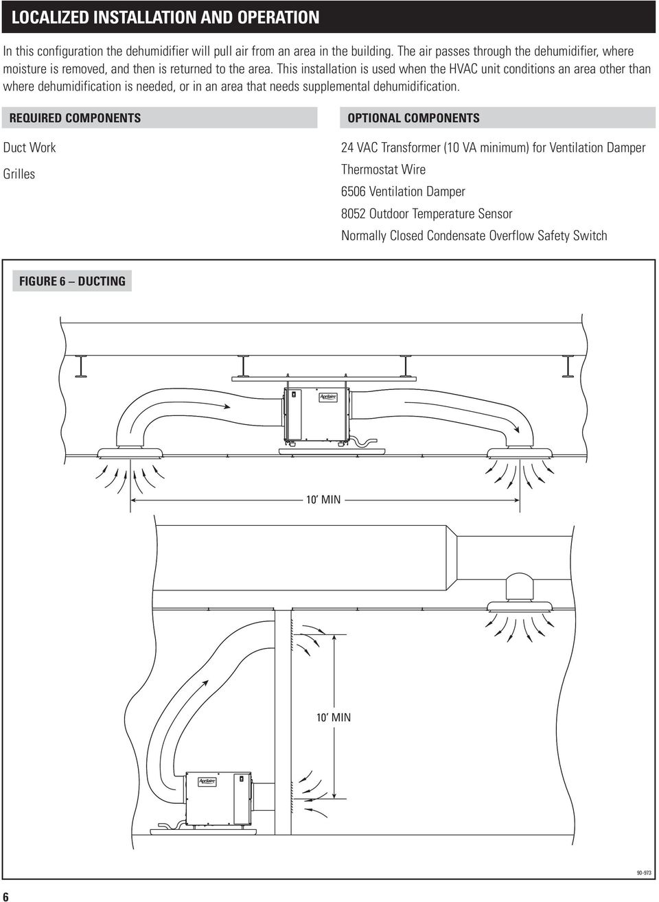 Aprilaire 600 Wiring Instructions