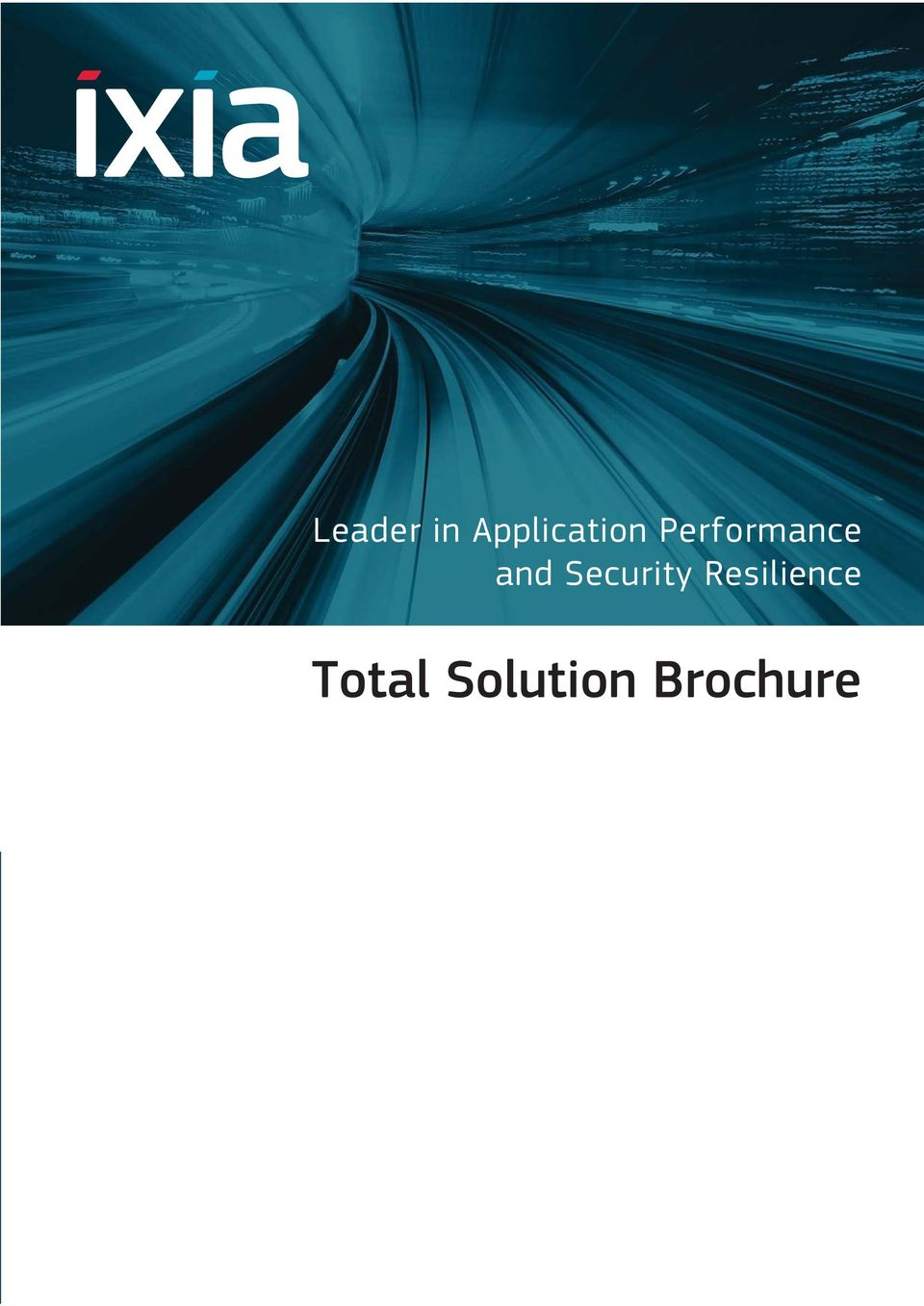 Leader in Application Performance and Security Resilience