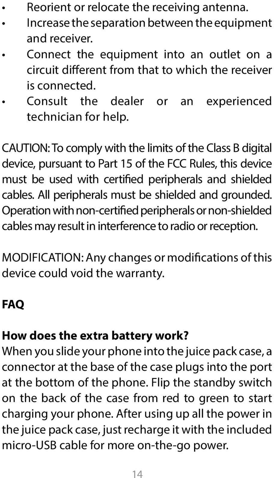 Mophie Juice Pack Helium Pdf Wiring Rules Faq Caution To Comply With The Limits Of Class B Digital Device Pursuant
