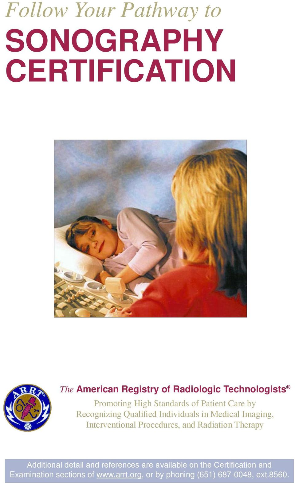 Follow Your Pathway To Sonography Certification Pdf