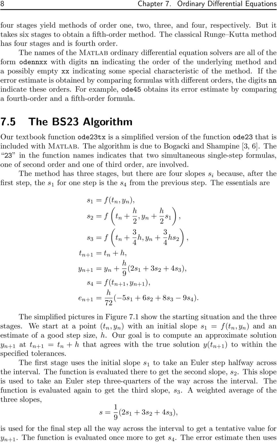 Ordinary Differential Equations - PDF