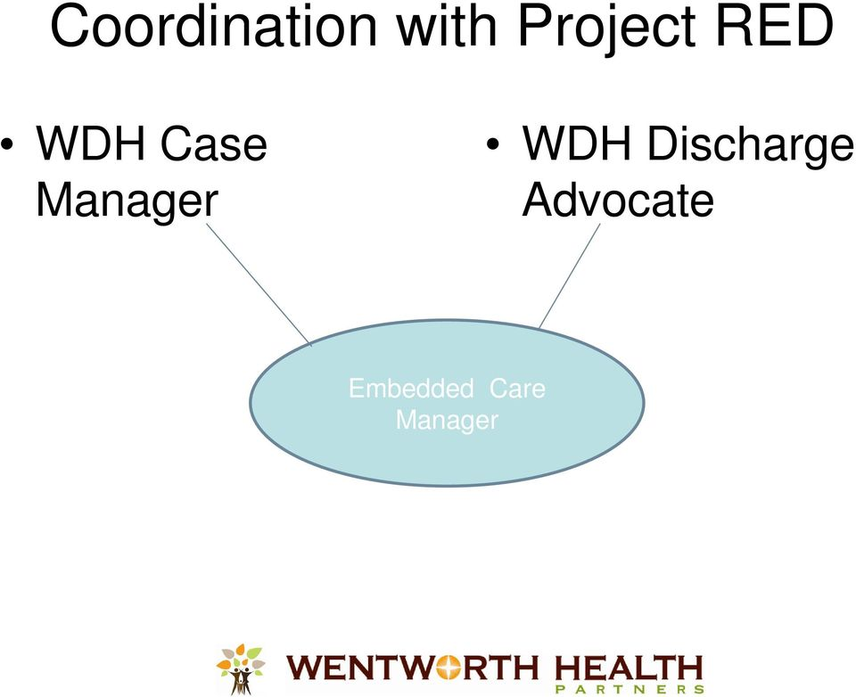 Manager WDH Discharge
