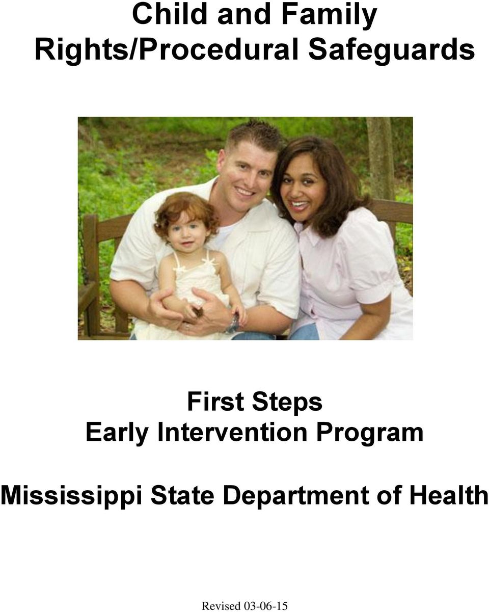 Intervention Program Mississippi