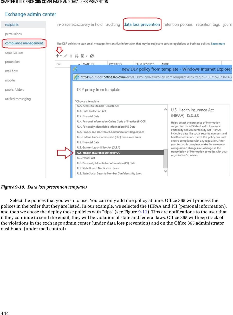 Office 365 Compliance and Data Loss Prevention - PDF