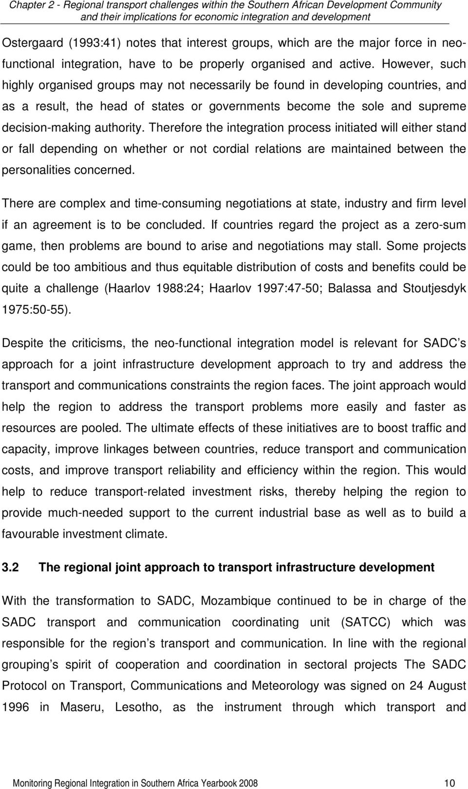 role of transportation and communication in economic development