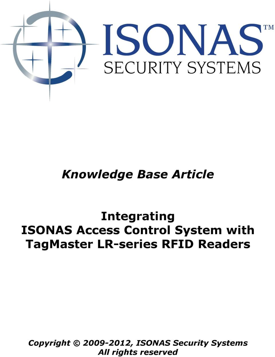knowledge base article integrating isonas access control system isonas defaultpassword isonas wiring diagram #36