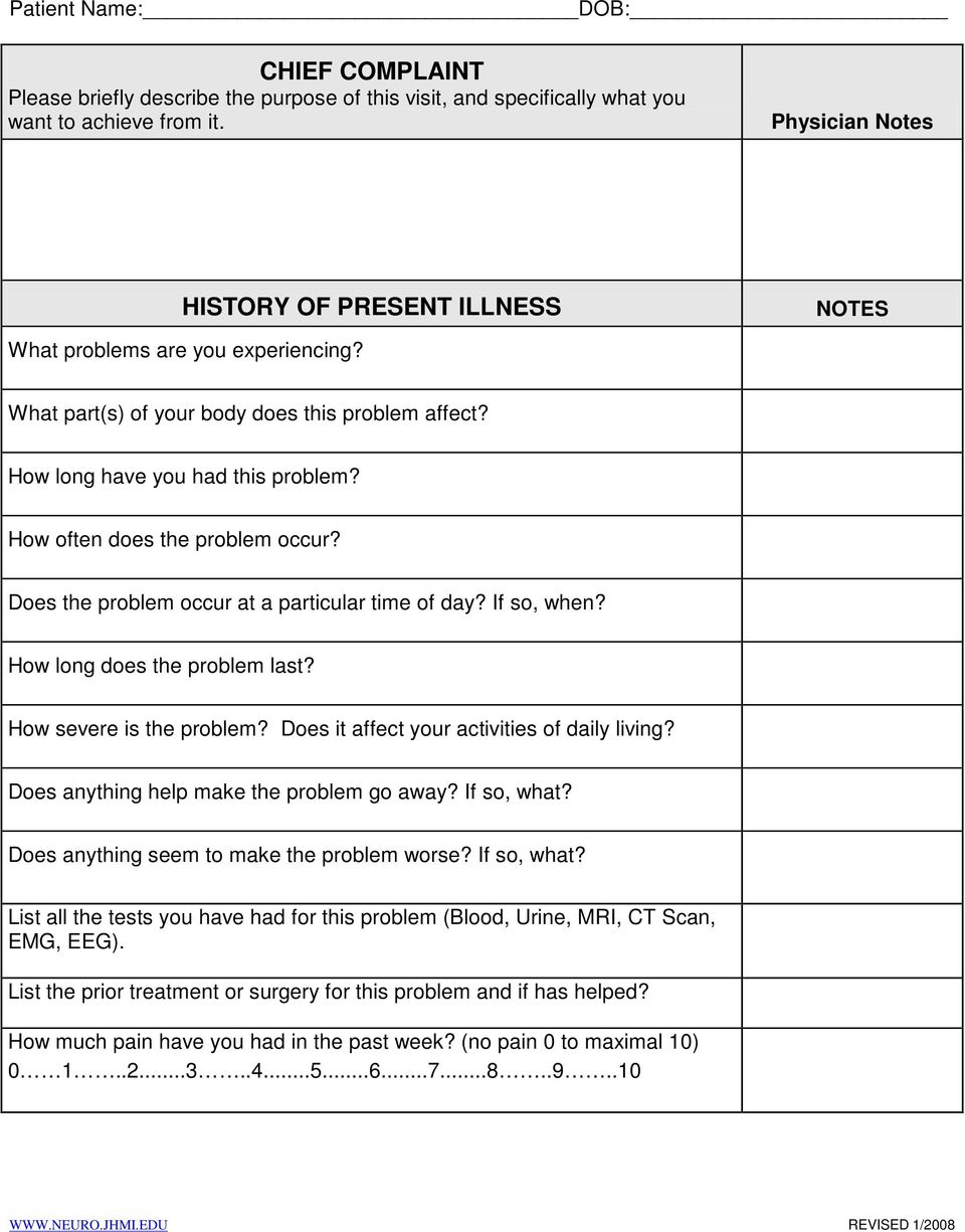 NEW PATIENT HISTORY QUESTIONNAIRE  Physician Initials Date PATIENT
