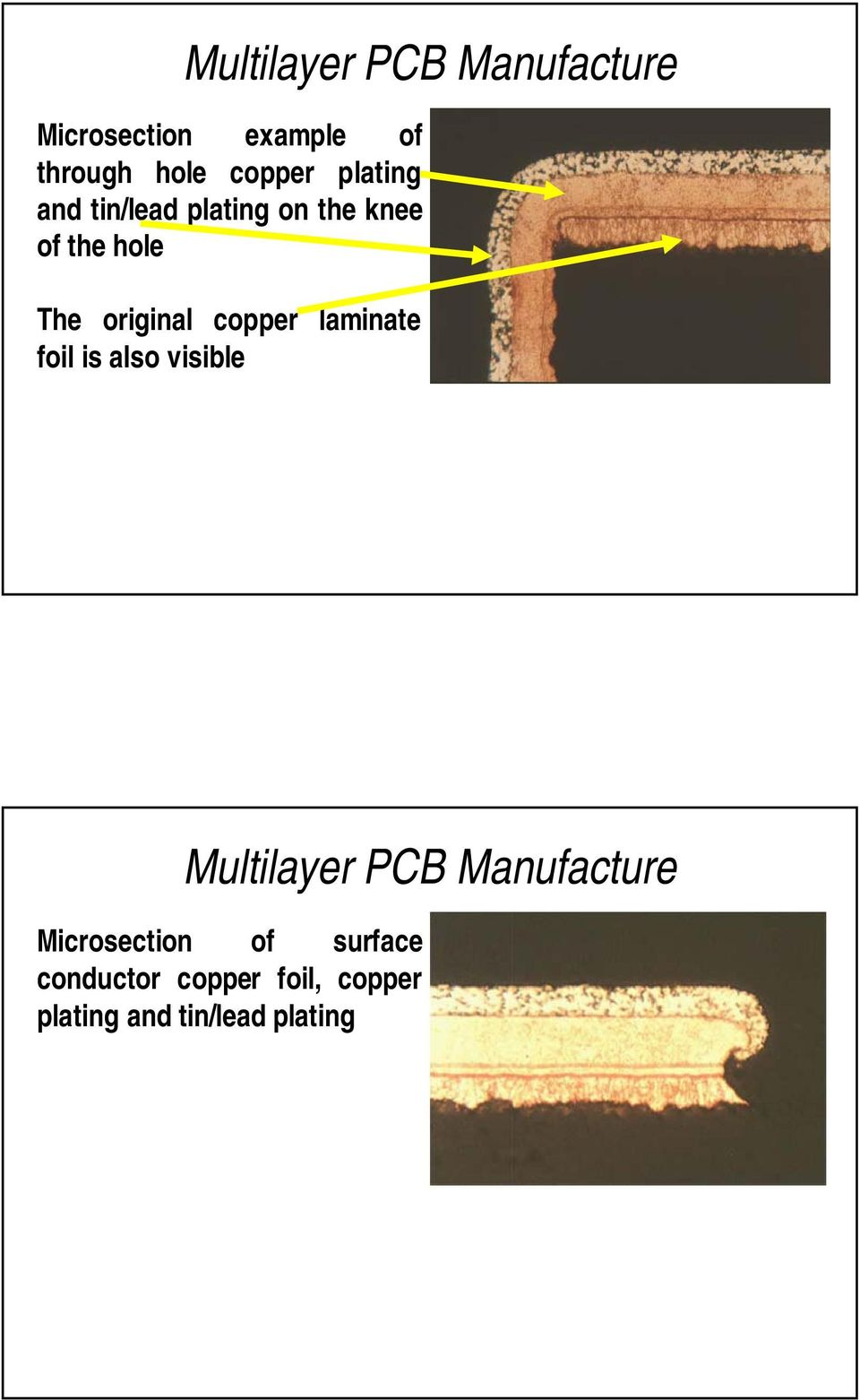 Printed Circuit Board Failures Causes and Cures Webinar - PDF