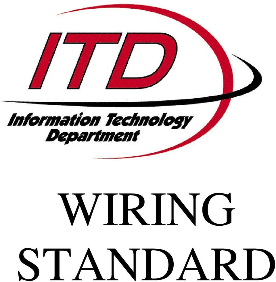 ANSI/TIA/EIA A, Commercial Building Telecommunications Cabling ...