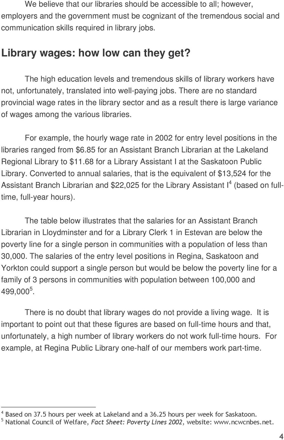 Long Overdue: Pay Equity for Library Workers - PDF