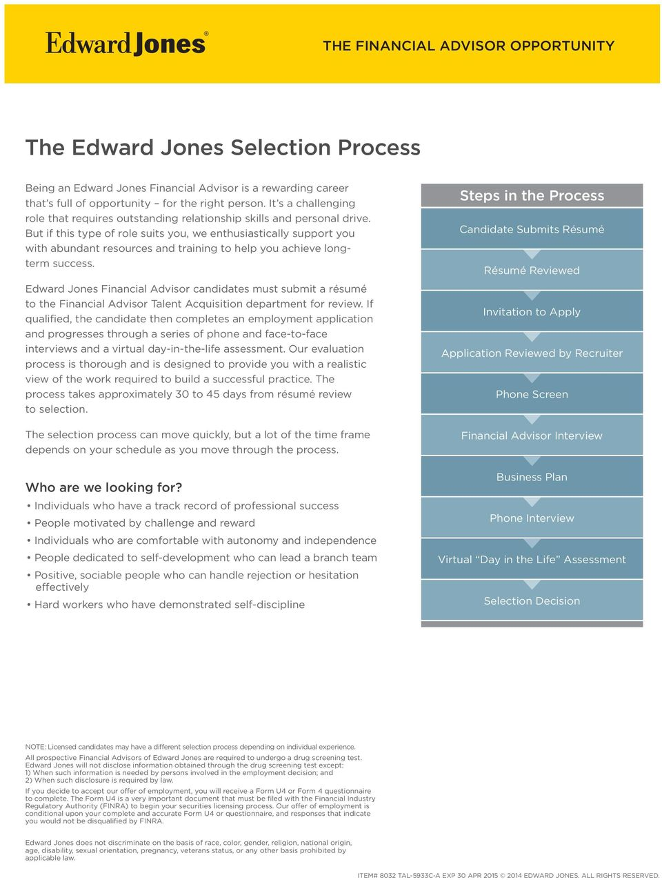 edward jones business plan